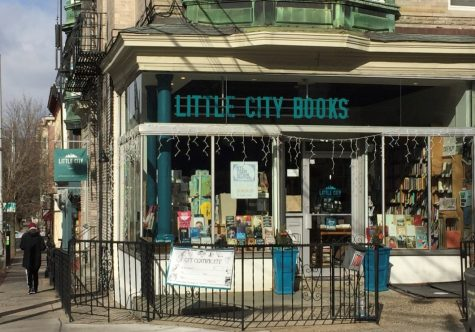 Little City Books. Photo Courtesy of Kate Jacobs