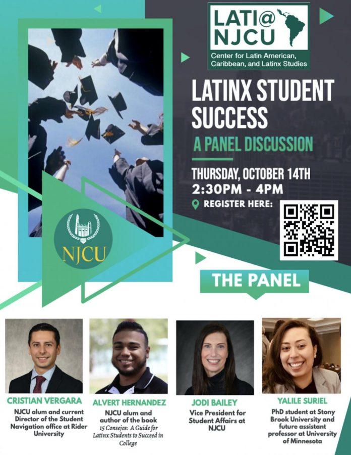 Latinx Student Success Panel Discussion (10/14)
